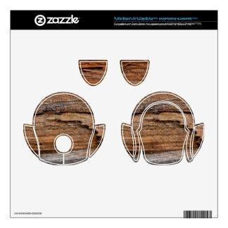 Rustic wood turtle beach x41 skins