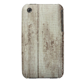 Rustic Wood Texture iPhone 3 Cases