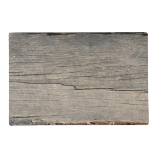 Rustic Wood Texture Placemat