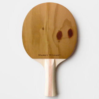 rustic wood texture / wooden grains Ping-Pong paddle