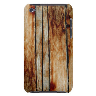 Rustic Wooden Boards Effect Case-Mate iPod Touch Case