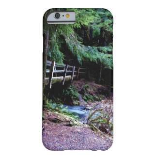 Rustic Wooden Bridge Olympic Park Barely There iPhone 6 Case