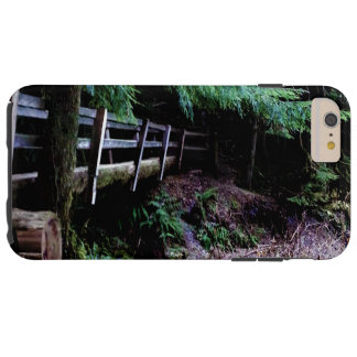 Rustic Wooden Bridge Olympic Park Tough iPhone 6 Plus Case