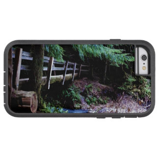 Rustic Wooden Bridge Olympic Park Tough Xtreme iPhone 6 Case