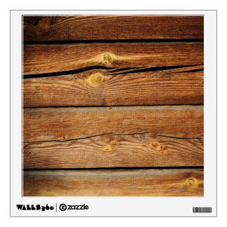 Rustic Wooden Planks  Wood Board Country Gifts Wall Decal