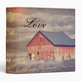 rustic woodgrain western farmhouse countrywedding binders