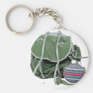 RusticBackpackCanteen050209 Keychain