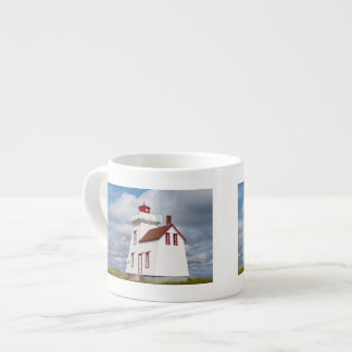Rustico Harbour, Prince Edward Island. 6 Oz Ceramic Espresso Cup