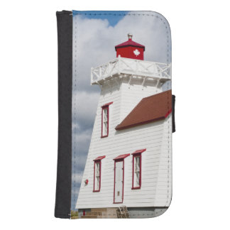 Rustico Harbour, Prince Edward Island. Phone Wallet