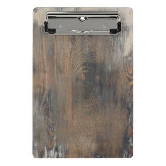 rústico, llevado, madera, marrón, pared, vintage, minicarpeta de pinza