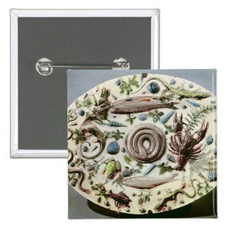 Rustique Figuline' dish with a white background Button
