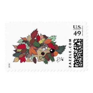 Rustle Postage Stamp