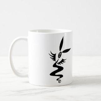 Rustle the Shadow Rabbit Coffee Mug