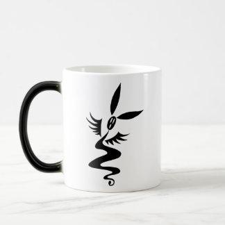 Rustle the Shadow Rabbit Magic Mug