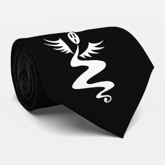 Rustle the Shadow Rabbit Tie