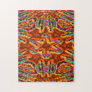 Rusty Abstract Pattern Puzzles
