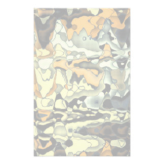 Rusty abstract stationery