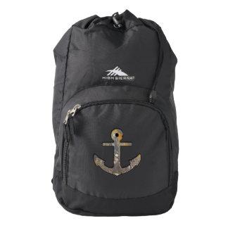 Rusty Anchor High Sierra Backpack
