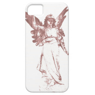 Rusty Angel iPhone 5 Cases