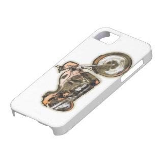 Rusty Bike (Motorbike) - Contemporary Art iPhone 5 Cover