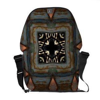 Rusty Bin Courier Bag