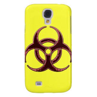 Rusty Bio Hazard Symbol Samsung Galaxy S4 Case