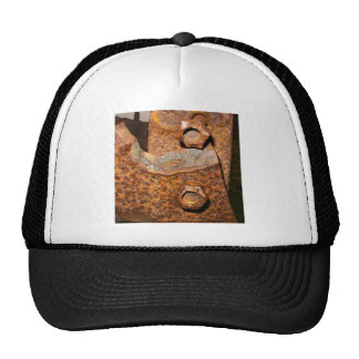 Rusty Bolts and Screws Trucker Hat