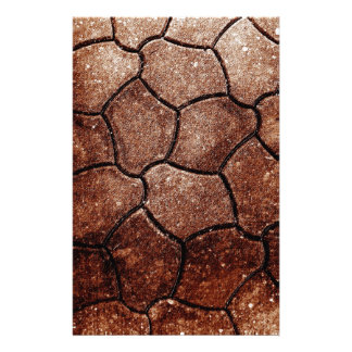 rusty brown art burn smoke Abstract Antique Junk S Stationery