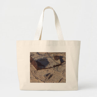 Rusty Cans Desert Sand Tote Bag