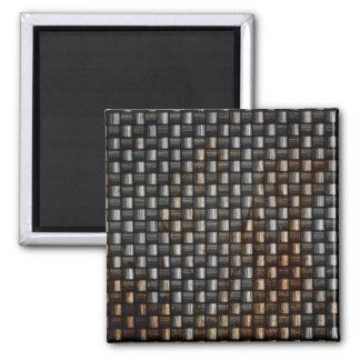 rusty carbon fiber texture magnet