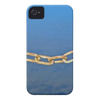 Rusty Chain iPhone 4/4S Case-Mate ID