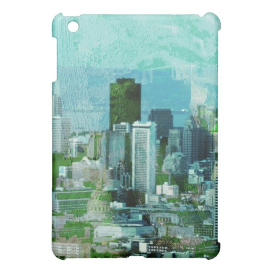 rusty city blues iPad mini cases