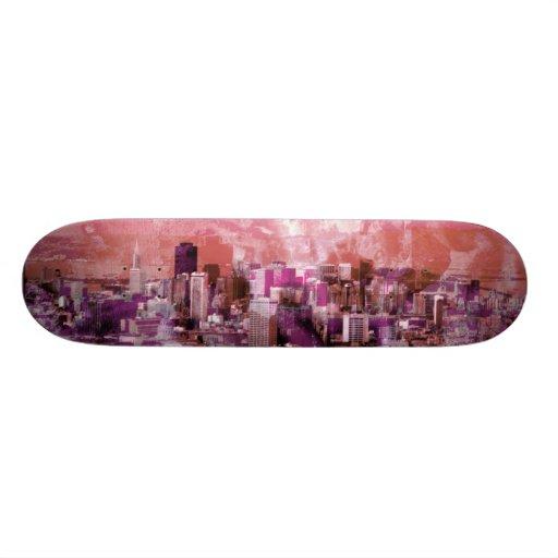 rusty city ruby skate decks