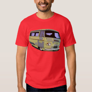 Rusty Commer T Shirt