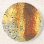 Rusty Concrete Urban Grunge Coaster