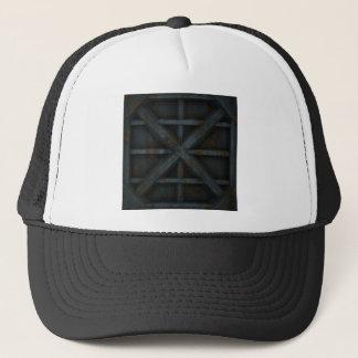 Rusty Container - Black - Trucker Hat