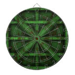 Rusty Container - Green - Dartboard