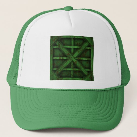 Rusty Container - Green - Trucker Hat