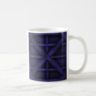 Rusty Container - Purple - Coffee Mug