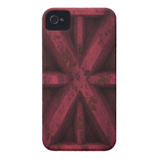 Rusty Container - Red - Case-Mate iPhone 4 Case