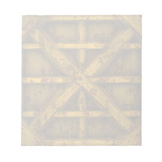 Rusty Container - Yellow - Notepad