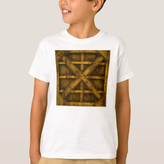 Rusty Container - Yellow - T-Shirt