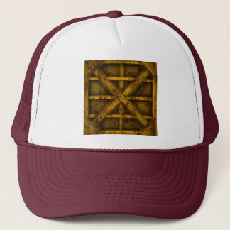 Rusty Container - Yellow - Trucker Hat