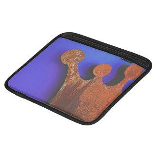 Rusty crown iPad sleeves