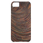 Rusty Curves iPhone 5C Cases