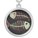 """Rusty Fish"" Necklace"