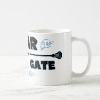 Rusty Gate - blue Coffee Mug