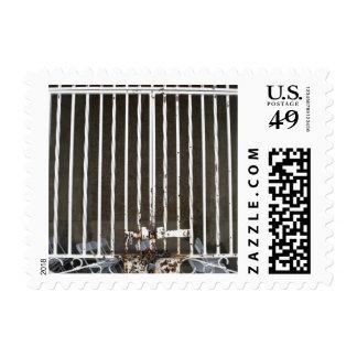 Rusty Gate Postage
