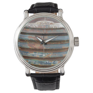 Rusty Grill Watches