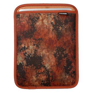Rusty Grunge iPad Sleeve